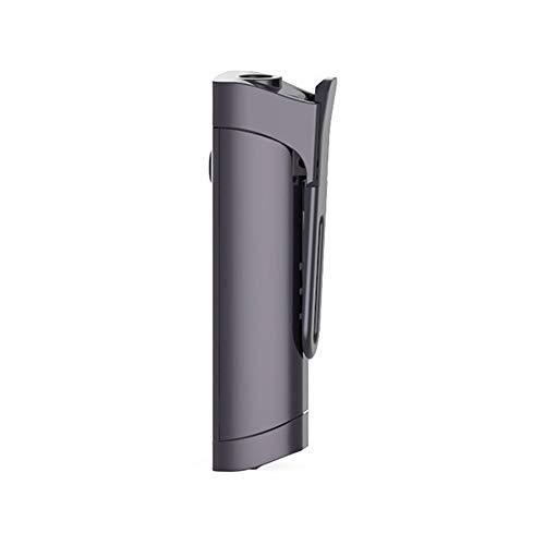 OWNTHRE Receptor de Audio para Bluetooth 4.2 Collar Clip Lavalier Tipo Adaptador...
