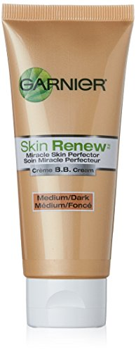 Garnier Skin Renew Miracle Skin Perfector B.B. Cream, Medium And Deep, 2.5 Fluid Ounce  available at amazon for Rs.1753