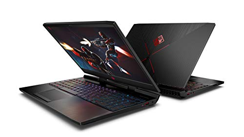 HP Omen Core i7 9th Gen 15.6-inch FHD Gaming Laptop (8GB/1TB HDD + 256GB SSD/Windows 10/NVIDIA GTX 1650 4GB Graphics/Shadow Black), 15-dc1093TX Image 10