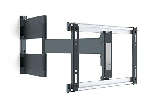 Vogel's THIN 546 OLED TV-Wandhalterung für 102-165 cm (40-65 Zoll) Fernseher, 180° schwenkbar, max 30 kg, VESA max 400 x 200, schwarz