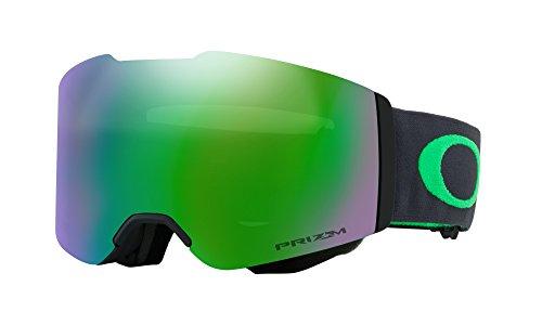 Oakley Unisex-Erwachsene Sportbrille Fall Line 708516 0, Grün (Canteen Jade/Prizmsnowjadeiridium), - Linsen Von Oakley Jade