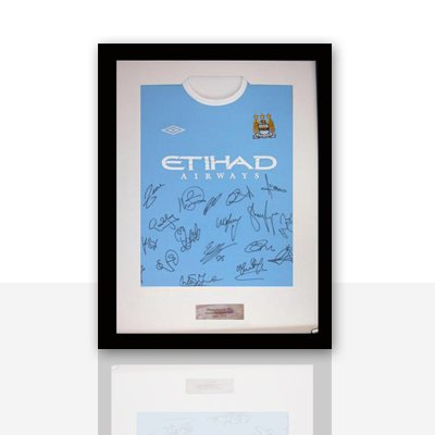 Ready Made Frame For Signed Football Rugby Cricket Shirt Square Mount Printed Instructions Included