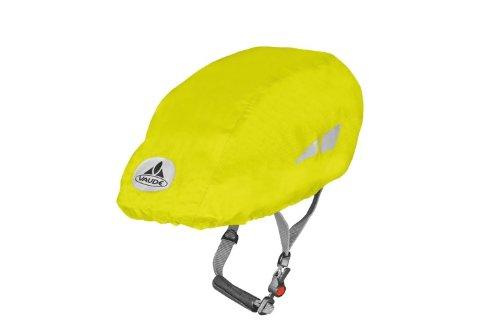 VAUDE Helm-Regenüberzug, lemon