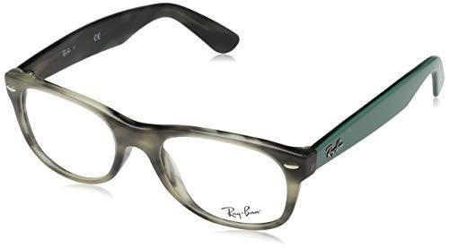 b5ea646e15 Ray-Ban Women's 0RX 5184 5800 50 Optical Frames, (Grey Green Havana)
