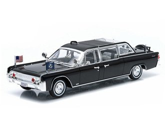 Lincoln Continental In SS100X (John F. Kennedy