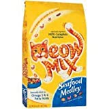 Meow Mix Seafood Medley Dry Cat Food by Meow Mix