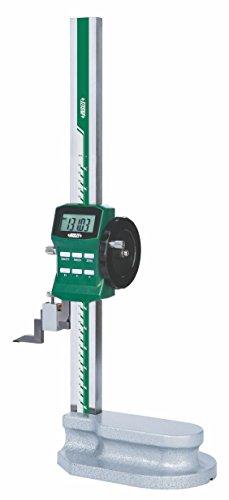 Insize 1156–600Digital Höhe Gage mit fahren Rad, 0–600mm/0–61cm