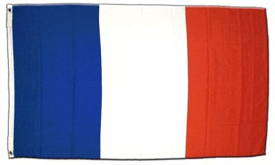 Flagge Frankreich - 60 x 90 cm