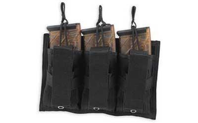 Bulldog Cases CLT62 Colt Tri Dbl Mag Pouch by Big Rock