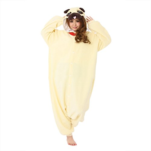 CuteOn-Unisexo-Pareja-Calentar-Adulto-Animal-Kigurumi-Ropa-De-Dormir-Pijama-oniesies-Disfraz-Cosplay