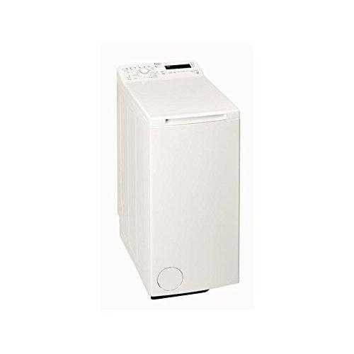 Whirlpool TDLR70211 Autonome Charge supérieure 7kg 1200tr/min A+++ Blanc machine à laver - Machines à laver (Autonome, Charge supérieure, Blanc, Haut, Acier inoxydable, 42 L)