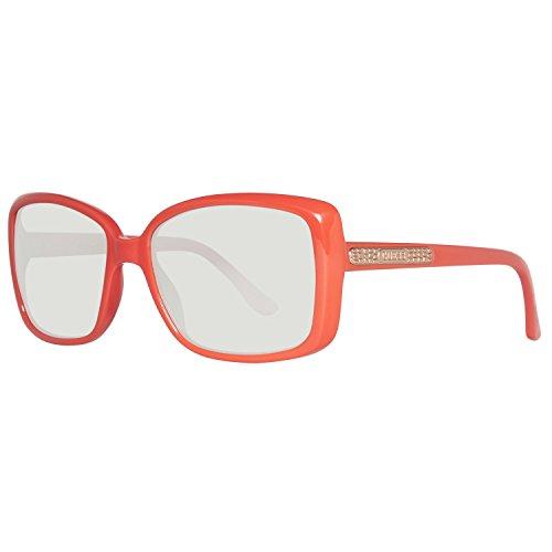Guess Damen Sonnenbrille, Pink (Rosa), 58