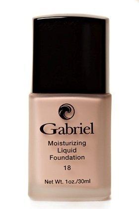 Liquid Foundation Natural Soft Beige By Gabriel Cosmetics by Gabriel Cosmetics
