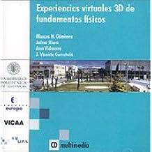 Experiencias Virtuales 3D de Fundamentos Físicos (Académica)