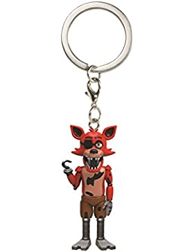 Five Nights At Freddy's Foxy Portachiavi