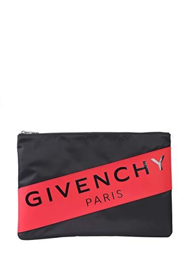 Givenchy Herren Bk602xk0kf009 Schwarz Nylon Clutch