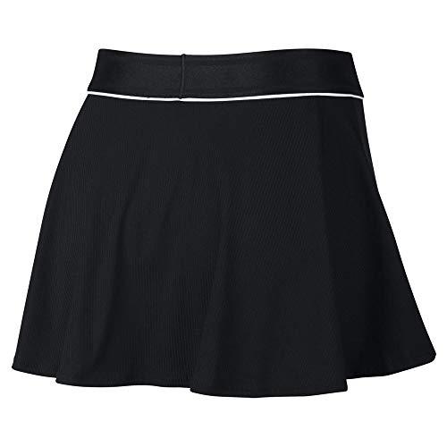 Nike Damen W NKCT Dry NS Rock, Schwarz (Black/White), S