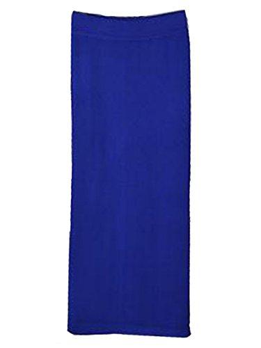 Dreamworldeu - Jupe de sport - Kilt - Uni - Femme Hell Blau