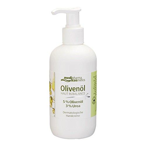 Peau en équilibre Huile d'Olive Derm. Crème pour les mains 250 ml Crème
