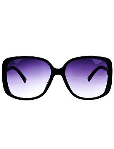 Preisvergleich Produktbild Damen-Sonnenbrillen Die Frau große hohle Sonnenbrille-klassische Sonnenbrille-Steigung-Sonnenbrille ( farbe : 1 )