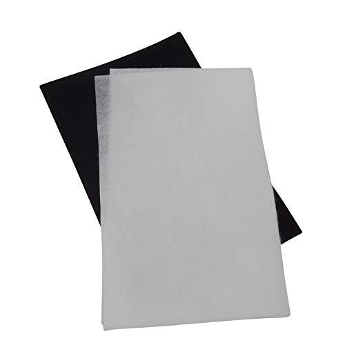 Universal Motorfilter + Microfilter für Sorma SM 510 Filter Motschutzfilter Mikrofilter Universalfilter zuschneidbar
