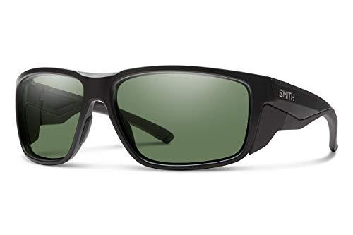 Smith Optics Herren Freespool Mag Sonnenbrille, Mehrfarbig (Mtt Black), 64