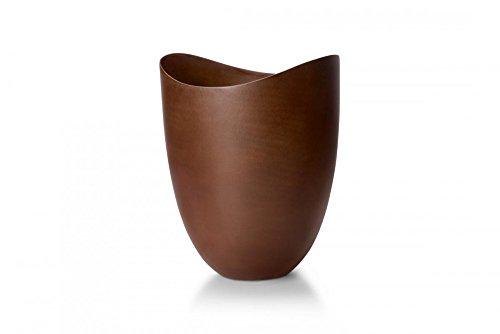 Philippi Organic Vase Holz Braun - 64,50 €