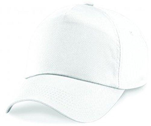 Beechfield Casquette Original de 5panneaux white