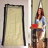 Insasta Magic Mesh Hands free Screen Net...