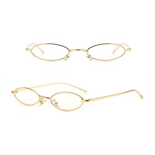 Kjwsbb Kleine Punkte Ovale Sonnenbrille Für Frauen Sonnenbrille Schmale Gesicht Damen Sonnenbrille Transparente Brille Shades