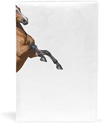 Fantazio Fantazio Fantazio Textbook couvertures Cheval debout Compatible avec petits/Plus fins Hardcover Femmeuels scolaires jusqu'à 8,7 x 5.8in B07HVWL67F | La Mode  1de861