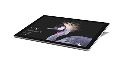 'Microsoft Surface Pro LTE 2.6GHz i5–7300U 12.32736X 1824pixel Touch Screen 3G 4G Silber Hybrid (2in 1) (Laptop Microsoft Touch Screen)