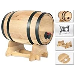 Barril dispensador de vino 5.5L