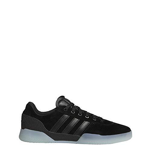 online store f7238 4e0e2 Adidas City Cup, Zapatillas de Skateboarding para Hombre, Negro  Negbás Supcol 000,