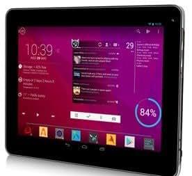 """Tablette 9.7"""" DJC TOUCHPAD sous android 4.2 -équivalente un IPAD AIR. (FOLIO ROUGE)"""