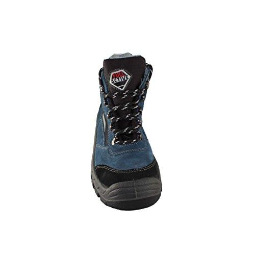Impact , Chaussures de sécurité pour homme Bleu