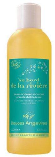 Les Douces Angevines Shampooing douche Au bord de la rivière 200ml