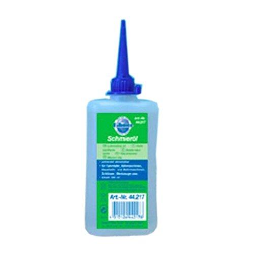 Filmer Unisex Schmierung Öl 100ml, weiß/blau, One Size