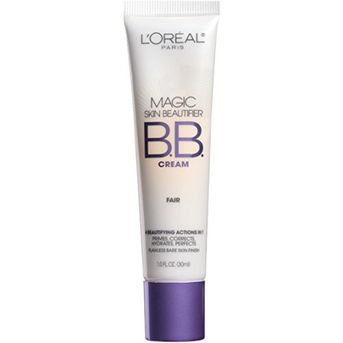 L'Oreal Paris Magic Skin Beautifier BB Cream, Fair, 1.0 Ounces by L'Oreal Paris