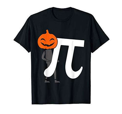 Kostüm Lehrer Halloween - Halloween Kürbis Pi Lustig Halloween Lehrer Kostüm T-Shirt