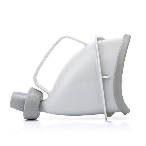 YA-Uzeun Tragbare Urinflasche für Reisen, Urinflasche, Urinflasche für den Außenbereich (Schreibtisch Intercom-system)