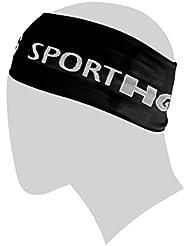 SportHG Hg-Original - Cinta para hombre, color negro, talla única