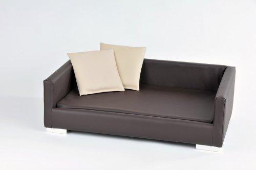 Silvio Design Hundesofa, Hunde-Bett, Tiersofa, Lucky Größe 2, Maße: ca. 65 x 100 x 32 cm - 2