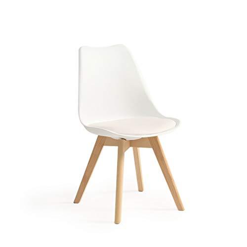 DZ-Hocker Massivholz Stuhl Zurück Stuhl Hause Erwachsenen Schreibtisch Stuhl Modernen Minimalistischen Nordic Mode Esszimmerstuhl XXBB (Stuhl Zurück Küche)