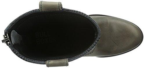 Bullboxer - 743m75765a, Stivali a metà polpaccio con imbottitura leggera Donna Marrone (Braun (P518))