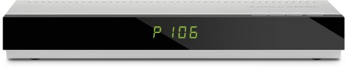 Technisat TechniStar S2 digitaler HDTV Satellitenreceiver (HDMI, DVRready, CI+, UPnP, Ethernet) silber
