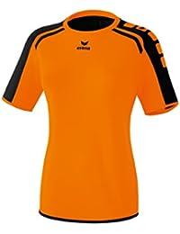 Erima mujeres Zenari camisa 2,0 naranja / negro, Opciones Tama?o: 34 Mujeres