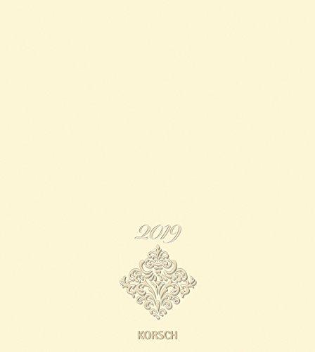 Foto-Malen-Basteln Premium chamois mit Folienprägung 2019: Kalender zum Selbstgestalten
