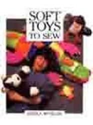 Soft Toys to Sew by Sheila McGraw (1992-10-01)