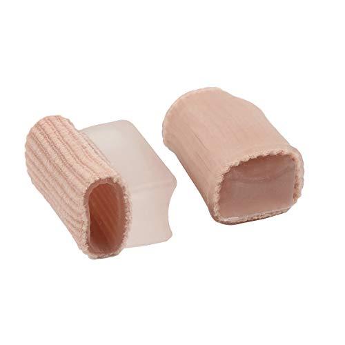 Healifty tutore alluce valgo cuscinetti metatarsali anti scivolo (khaki)